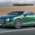 2017 Bentley Continental GT Prototype