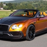 2017 Bentley Continental R