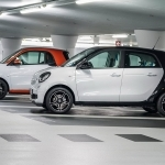 2017 Brabus smart fortwo electric drive