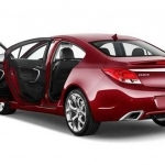 2017 Buick Regal GS Concept