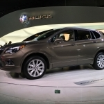 2017 Buick Envision Concept