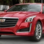 2017 Cadillac CTSV with Accessories