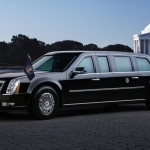 2017 Cadillac DTS Limousine