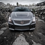 2017 Cadillac CTS Coupe Concept