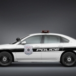 2017 Chevrolet Impala Police Package