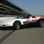 2017 Chevrolet Corvette Stingray Indy 500 Pace Car