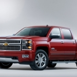 2017 Chevrolet Silverado High Country