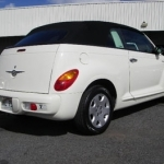 2017 Chrysler PT Cruiser Convertible