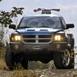 2017 Dodge Dakota Sport V8 Concept
