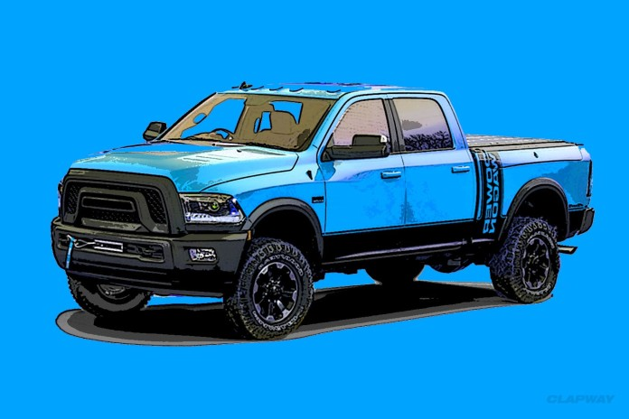 2017 Dodge Ram Wagon Photo 1