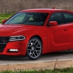 2017 Dodge Charger RT Concept Vehicle