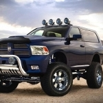 2017 Dodge Power Wagon Concept