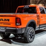 2017 Dodge Ram 1500 with Optional HEMI Power