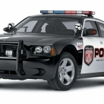 2017 Dodge Charger Police Vehicle