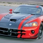 2017 Dodge Viper SRT10 ACR X