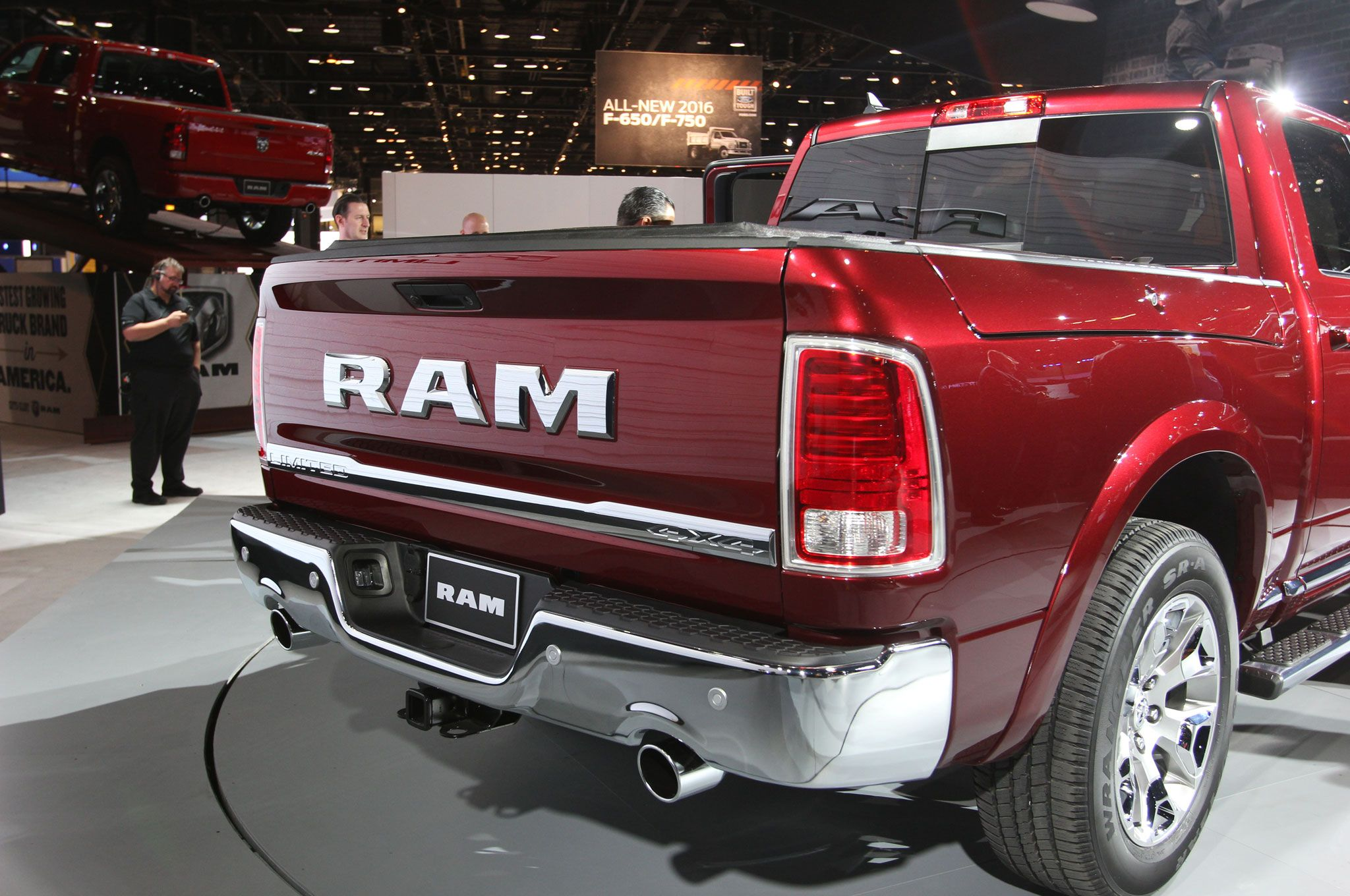 2017 Ram 1500 Laramie Limited Photo 1