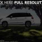 2017 Fiat 500L US Version