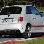 2017 Fiat 595 Abarth 50th Anniversary