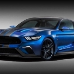 2017 Ford Mustang Milano Concept