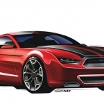 2017 Ford Mustang Mach III