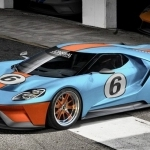 2017 Ford GT40 Concept