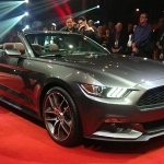 2017 Ford Mustang GT Convertible Concept