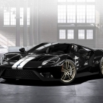 2017 Ford GT Heritage Limited Edition