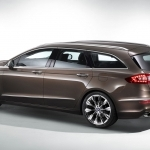 2017 Ford Mondeo Wagon Concept
