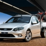 2017 Ford FG Falcon Ute XR6 Turbo
