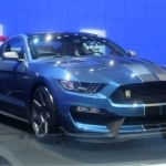 2017 Ford Mustang Shelby GT H Convertible