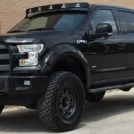 2017 Ford F 150 FX4