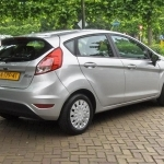 2017 Ford Fiesta ECOnetic