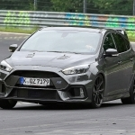 2017 Ford Focus X Road