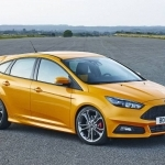2017 Ford Focus Touring Car