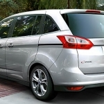 2017 Ford Grand C MAX