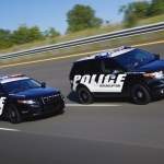 2017 Ford Police Interceptor Utility Vehicle