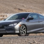 2017 Honda Civic Si Sedan Concept