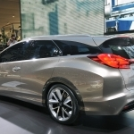 2017 Honda Civic Tourer Concept