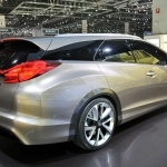 2017 Honda Civic Tourer