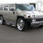 2017 Hummer H2 SUT Limited Edition