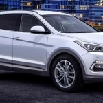 2017 Hyundai Santa Fe US Version