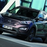2017 Hyundai Santa Fe EU Version