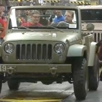 2017 Jeep Willys2 Concept
