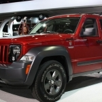2017 Jeep Liberty Renegade 3.7