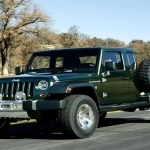 2017 Jeep Wrangler UK Version
