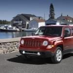 2017 Jeep Patriot EV