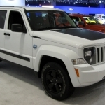 2017 Jeep Liberty Arctic