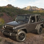 2017 Jeep Wrangler Freedom Edition