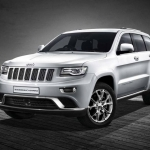 2017 Jeep Cherokee EU Version