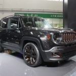 2017 Jeep Renegade Zi You Xia Concept